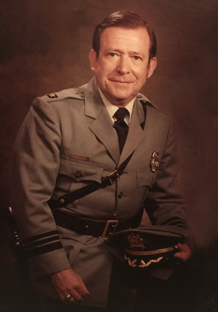 Chief Harvey Morrell, Jr.